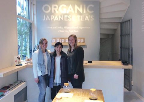 Tea businesspartner Maho 15 april 2016