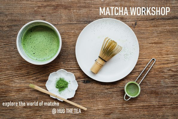 MATCHA WORKSHOP