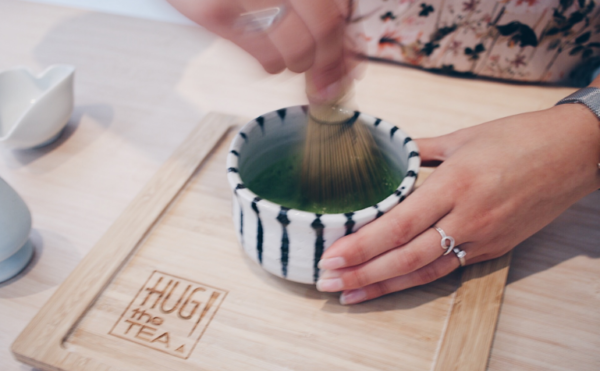 Making of Matcha