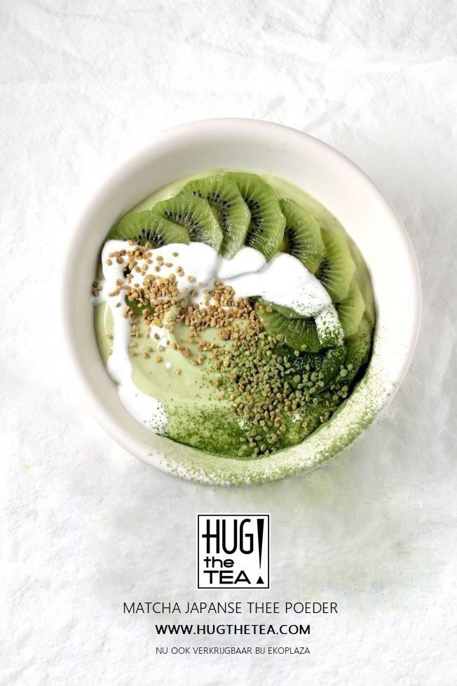 Matcha smoothiebowl