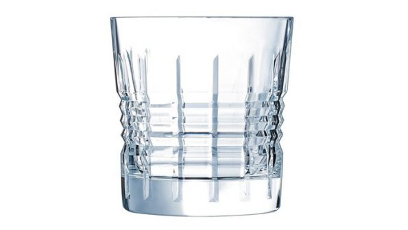 Crystal Drink Glass low 32cl
