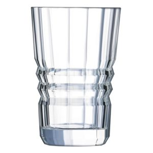 Crystal Drink Glass high 28