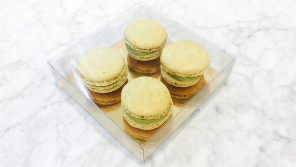 Matcha Macarons