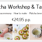 Matcha workshop ticket