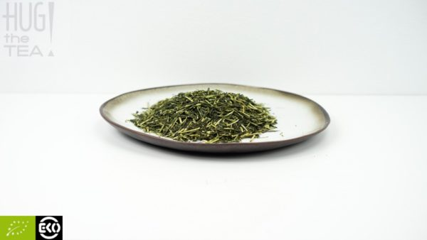TEA BLEND: GREEN JASMINE TEA (with Kukicha)