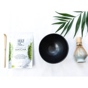 Matcha starter set inclusief Matcha - HUG THE TEA