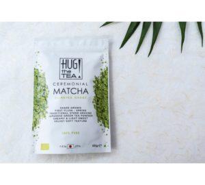 Ceremonial Matcha - Hug the tea