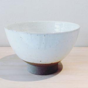 Chawan Matcha bowl - Ivory white 5