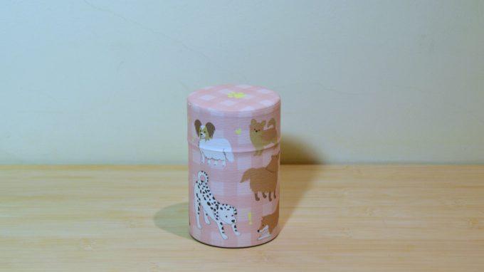 Japanese Tea Can