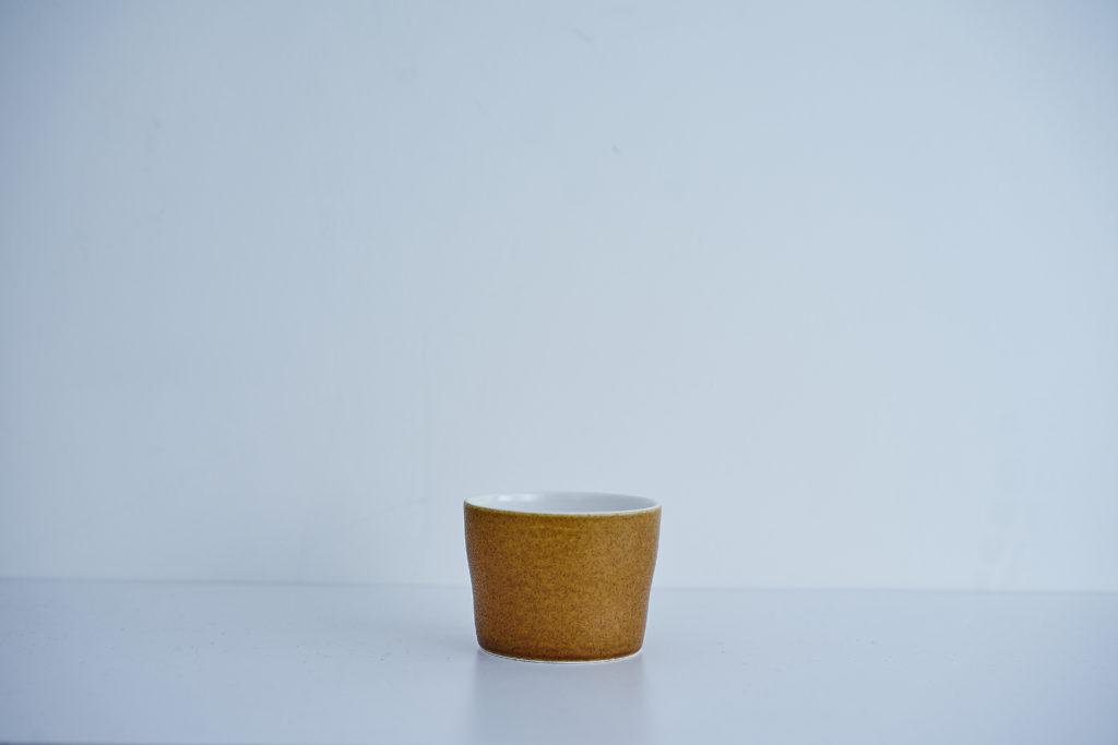 Hug The Tea cup brown