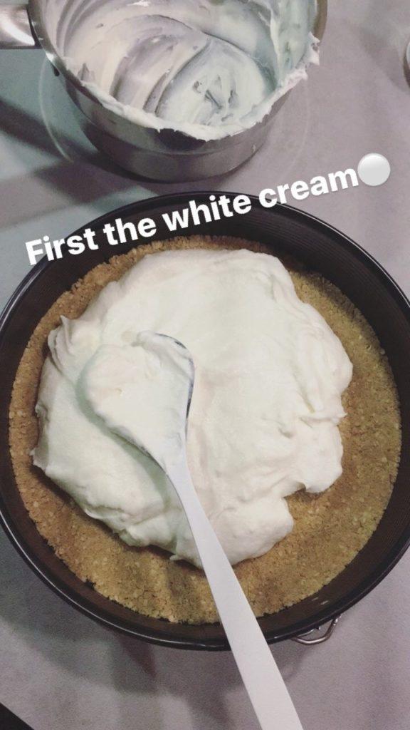Matcha cake 3
