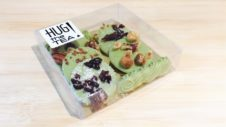 Matcha chocolate flikken