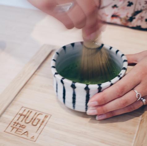 Making of Matcha