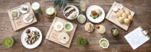 Matcha food inspiration - Hug the tea