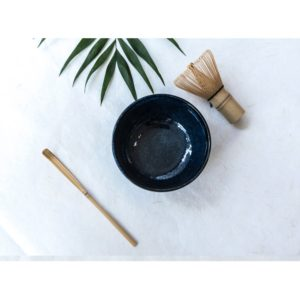 Matcha starter kit blue- HUG THE TEA
