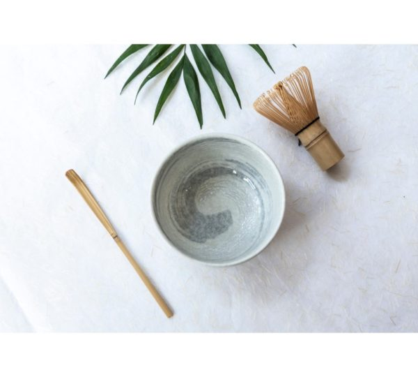 Matcha kit white
