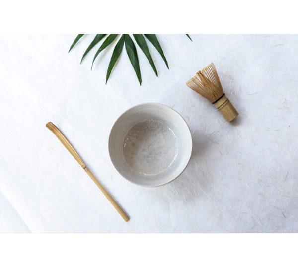 Matcha kit – with white bowl (3 pcs)