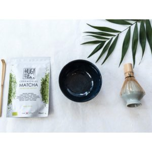 Matcha set regular van HUG THE TEA inclusief Ceremonial Matcha