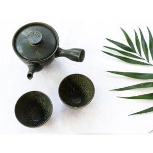 Kyusu - Hug the tea