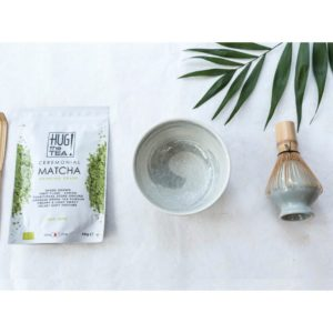 Matcha set regular van HUG THE TEA