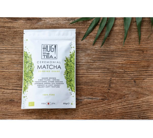 Ceremonial Matcha - Hug the tea