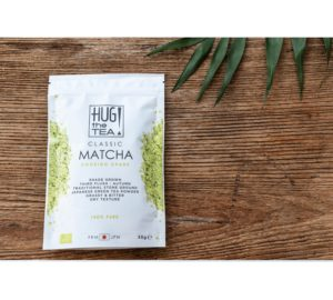 Classic cooking Matcha - Hug the tea