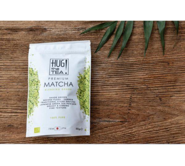 Premium Matcha - Hug the tea
