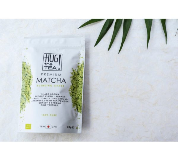 Premium Matcha - Hug the tea