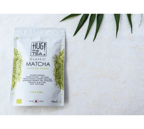 Cooking and baking Matcha - Hug the tea