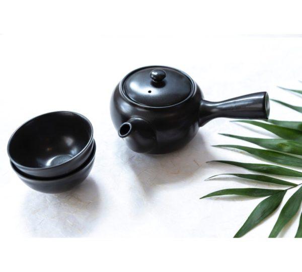 Kyusu black - Hug the tea