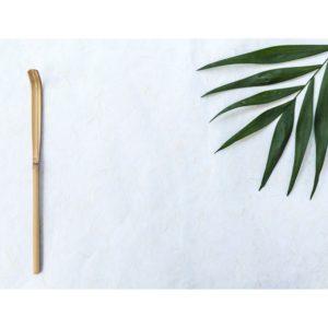 Matcha bamboe lepel - HUG THE TEA