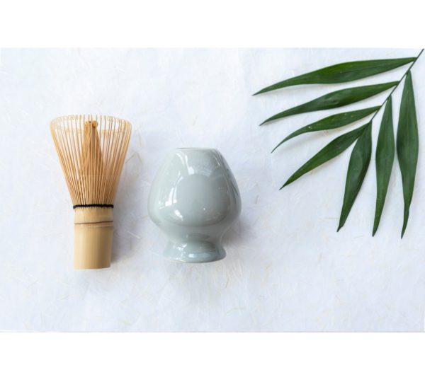 Matcha bamboe borstel groot – Chasen