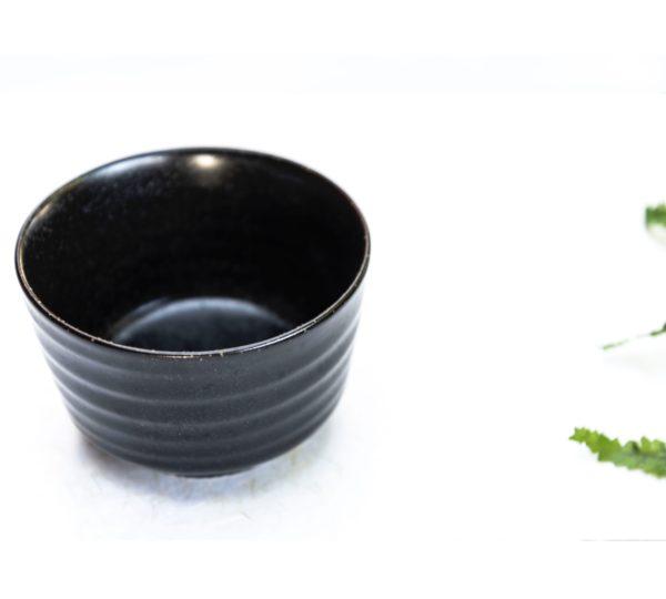 Matcha bowl – Black