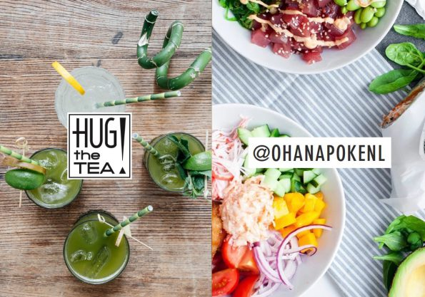 HUG THE TEA dinner night