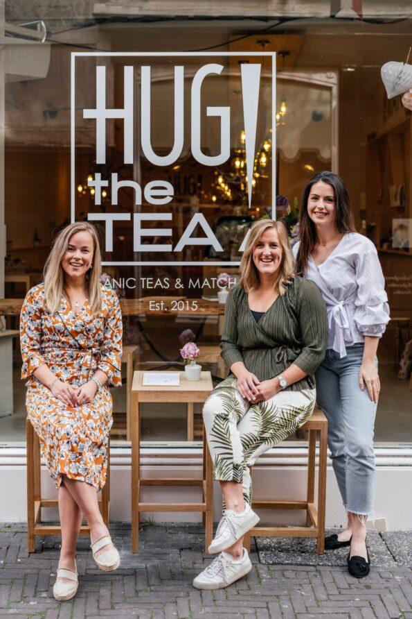 tea sisters HUG THE TEA